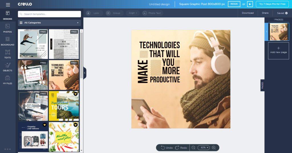crello-online-design-templates-editor
