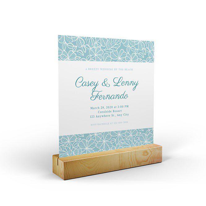 card-postcard-invitation-wedding-brochure-on-wooden-holder-mockup-generator-PNG-photoshop-template-2-