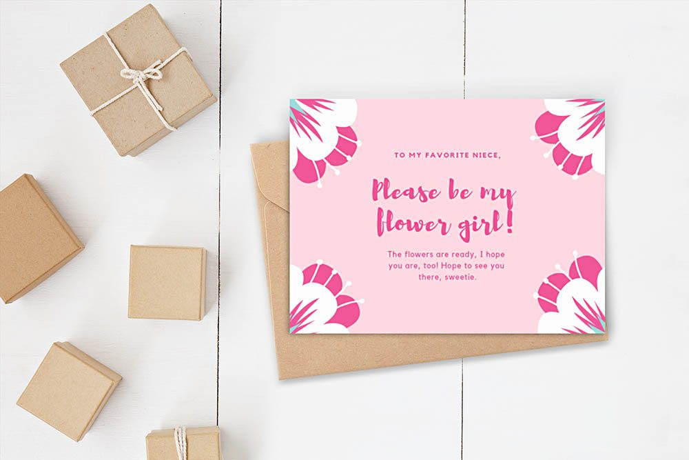 engagement-postcard-wedding-invitation-with-gift-boxes-mockup-generator