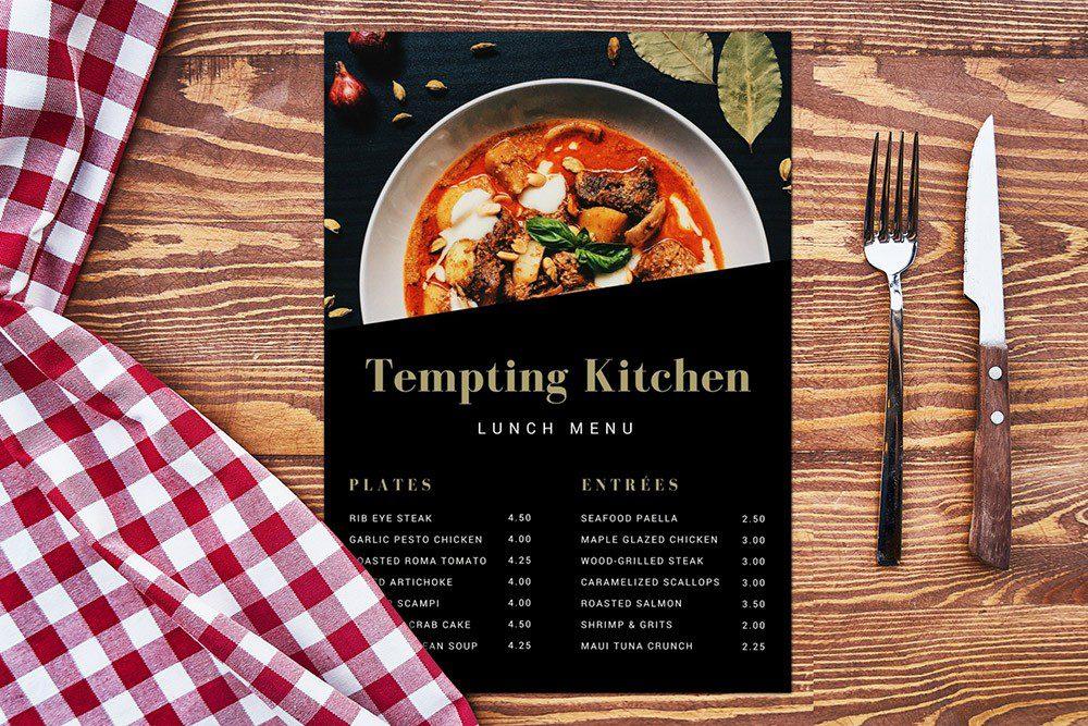 restaurant-fast-food-cafe-menu-on-wood-table-free-online-menu-mockup-generator-psd-template