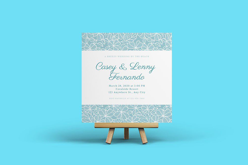 square-invitation-postcard-on-wooden-easel-stand-PNG-mockup-generator-photoshop-template-1-