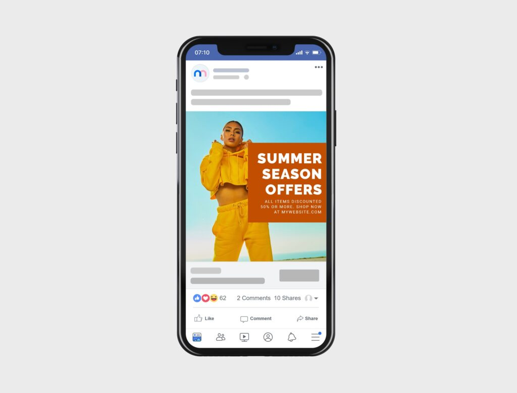 facebook-mobile-ad-post-advertising-mockup-generator-online-free-template