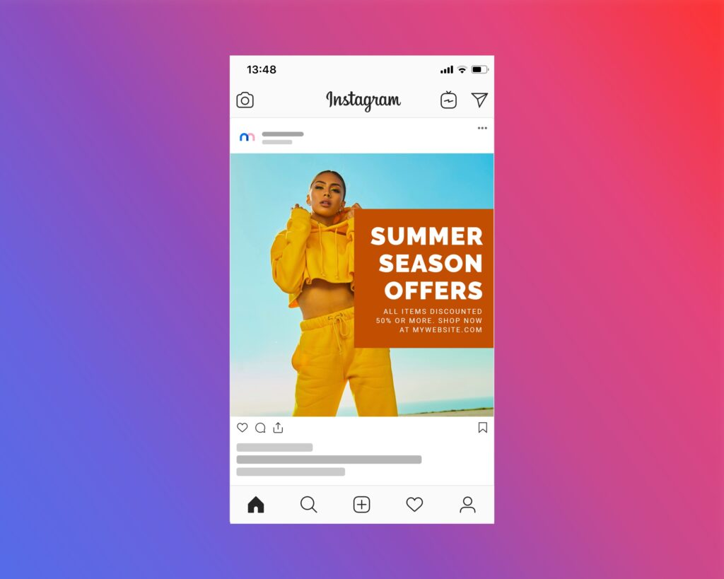 instagram-mobile-square-post-mockup-generator-online-free-template