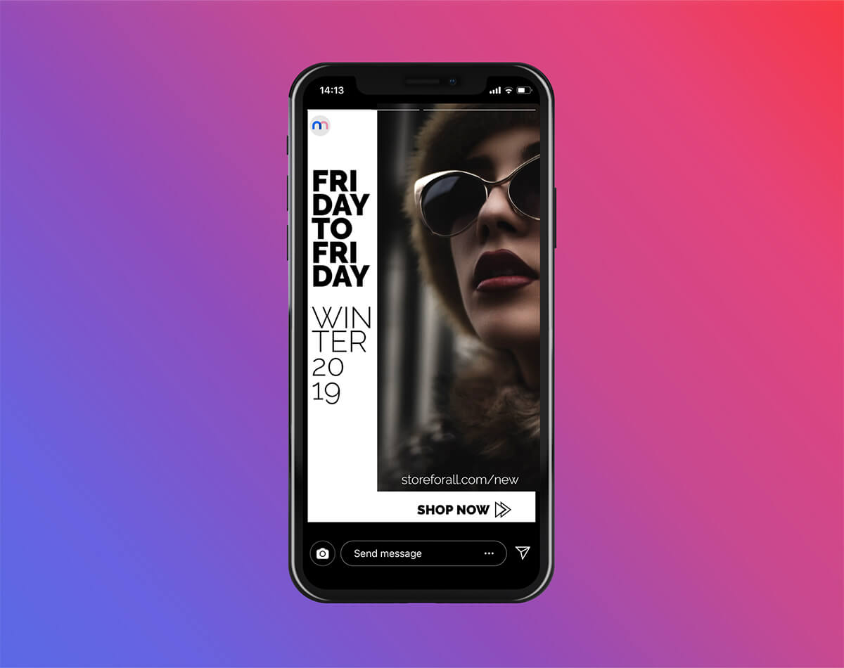 online instagram story maker templates