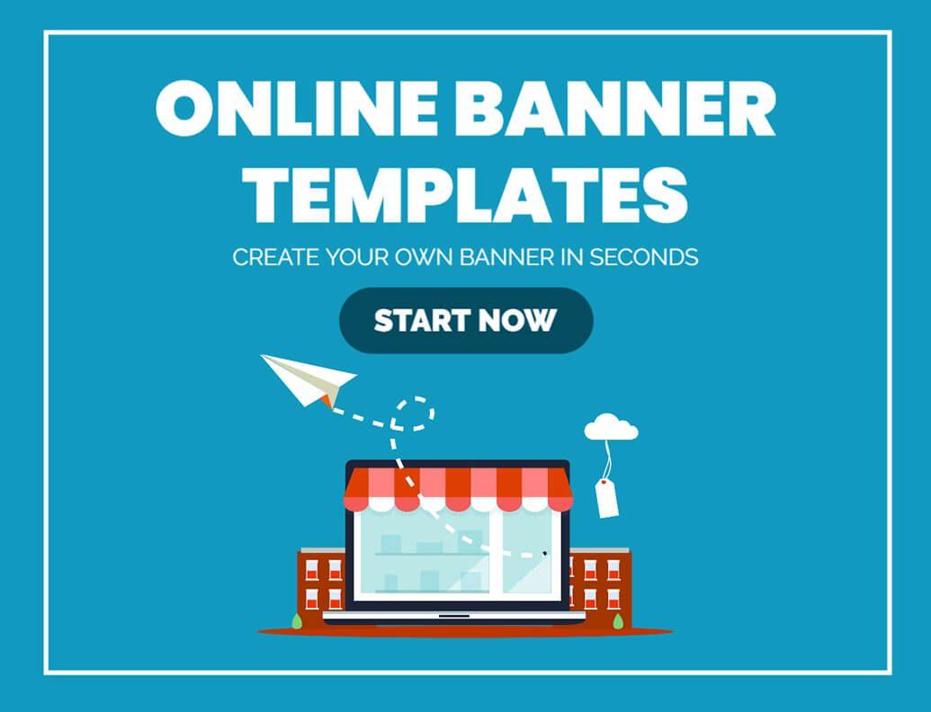 free online banner design templates