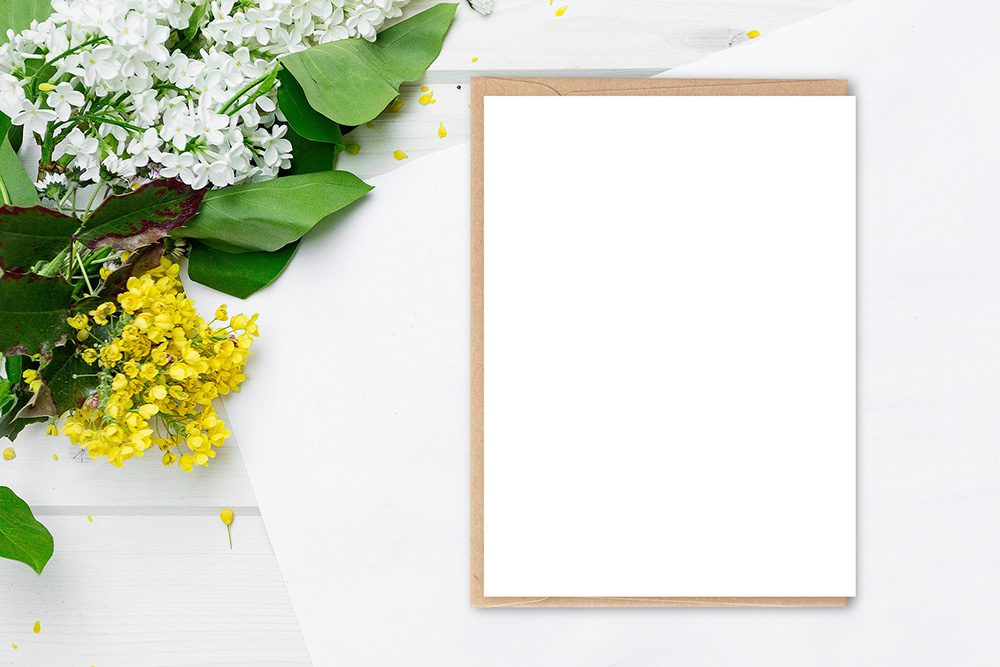 12-postcard-with-kraft-envelope-mockup-generator