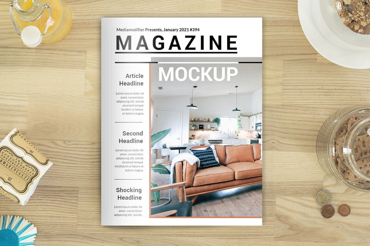 16-magazine-cover-on-desk-mockup-template