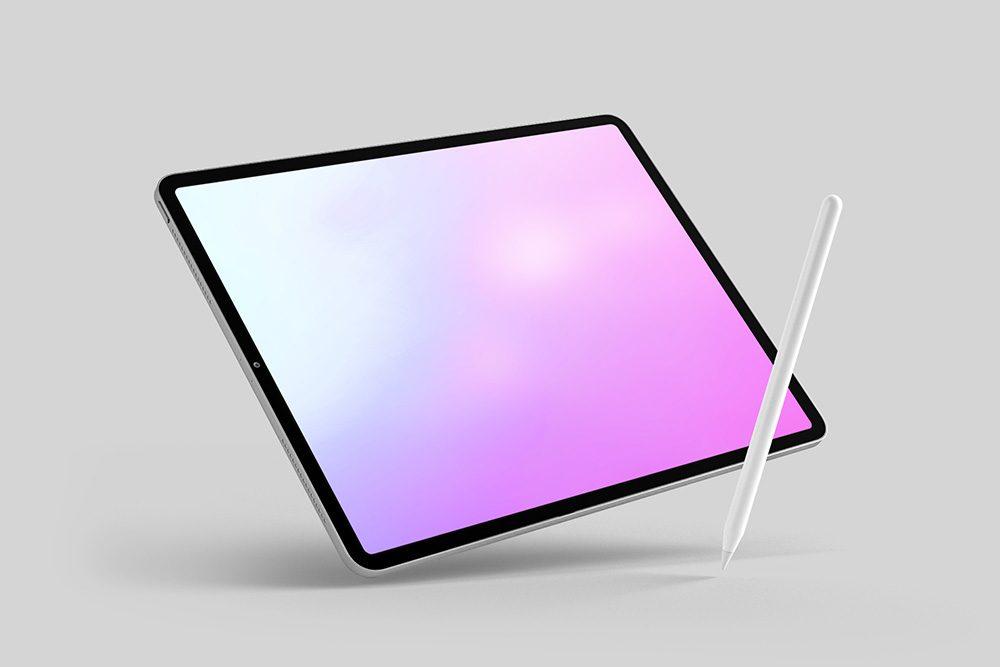 19-zero-gravity-ipad-pro-pencil-mockup