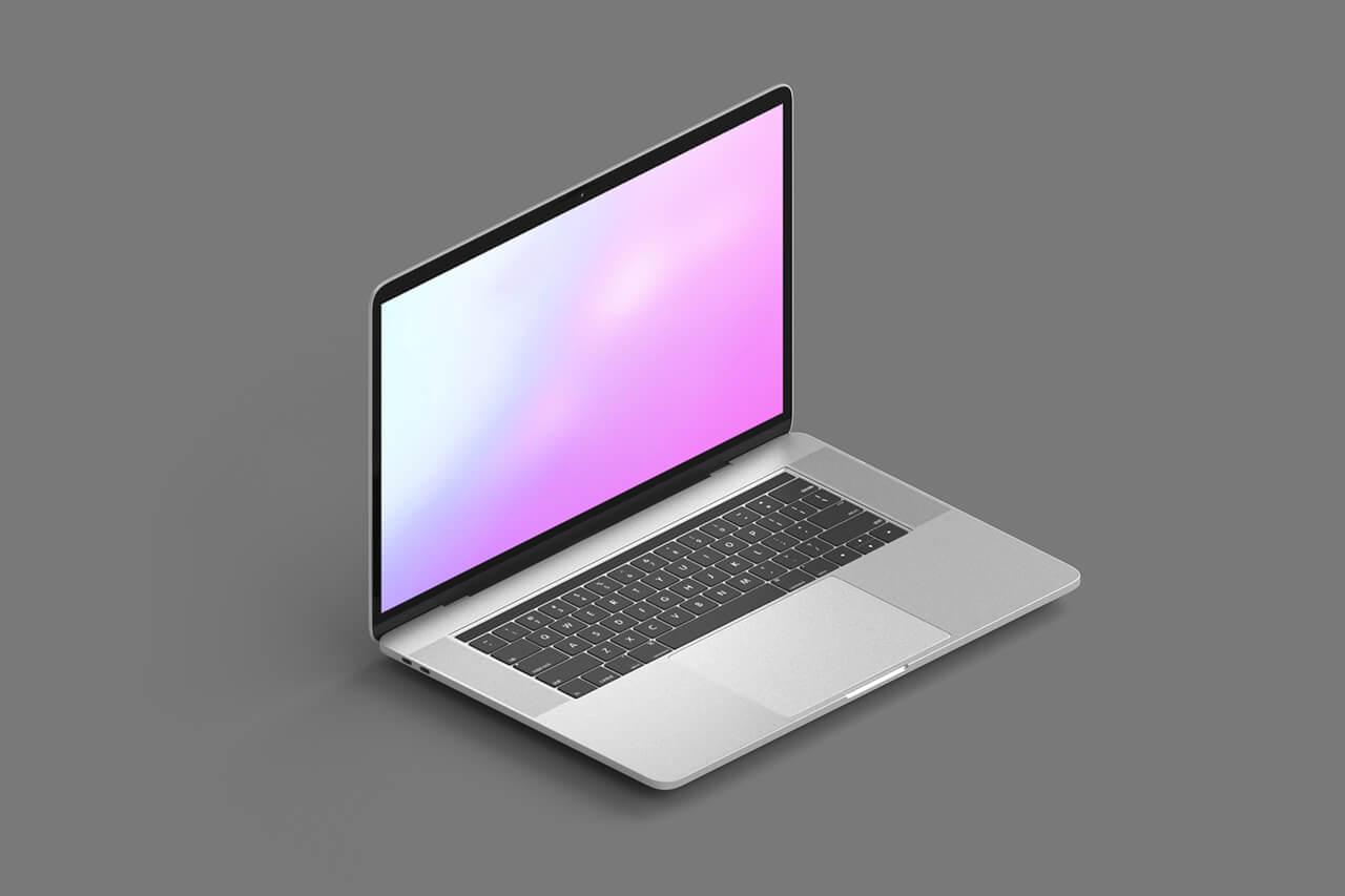 37_isometric_3D_Macbook_pro_laptop_mockup