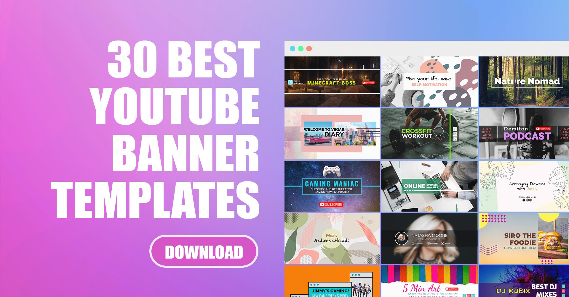 BEST-youtube-cover-banner-templates-download