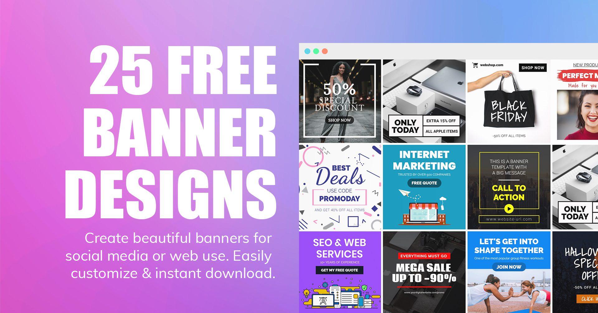 free-banner-maker-online-design-templates