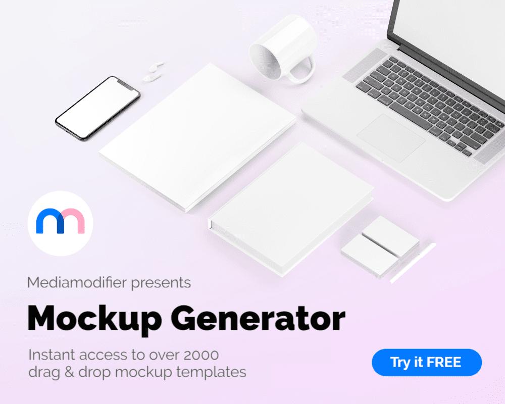 free online mockup generator