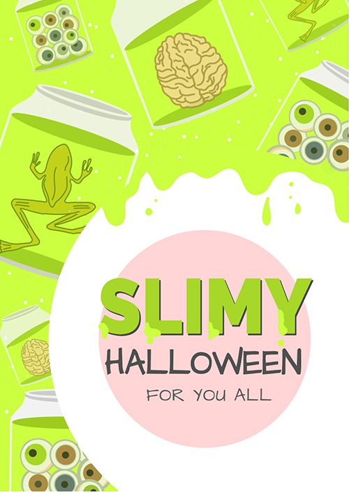 04-slimy-halloween-zomby-greeting-card