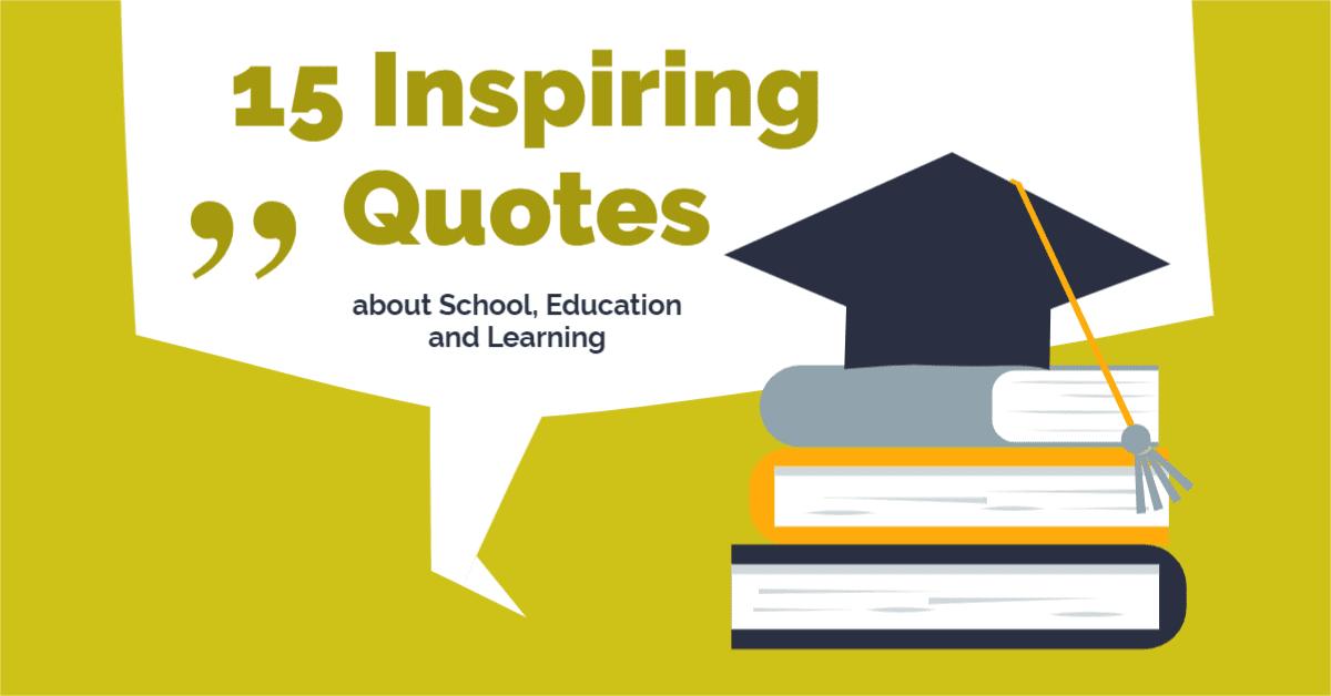 education-school-quote-design-templates