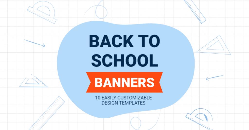 school-discount-sale-banner-template-designs