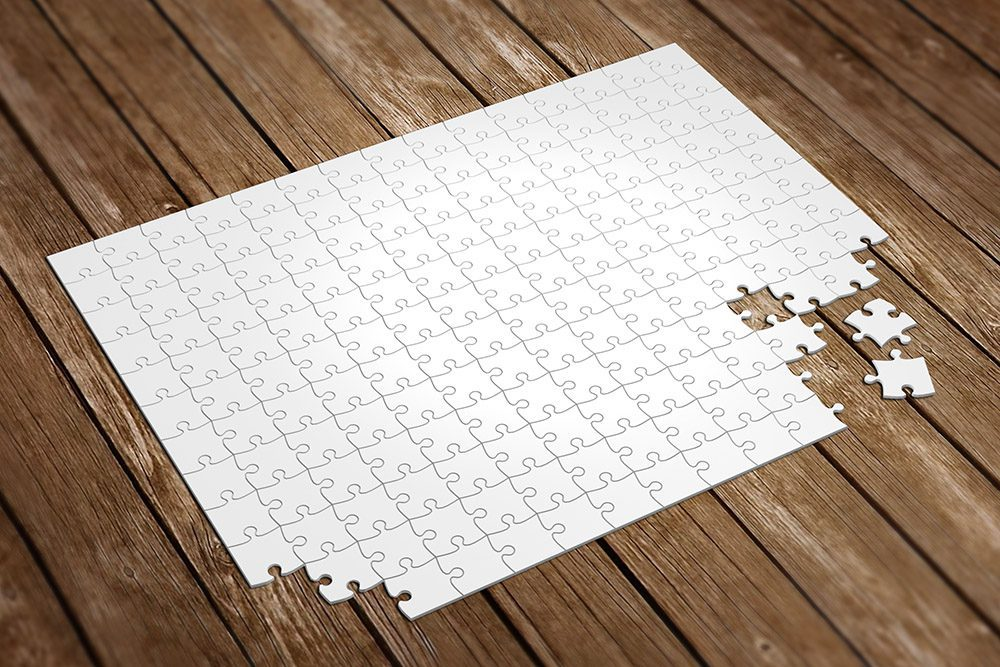 09-puzzle-on-desk-mockup-template