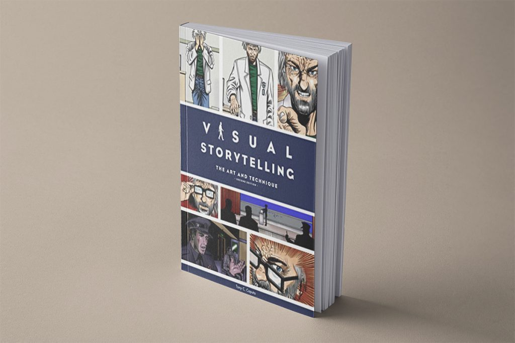 Book about visual storytelling