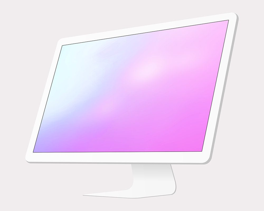 clay-monitor-screen-website-mockup