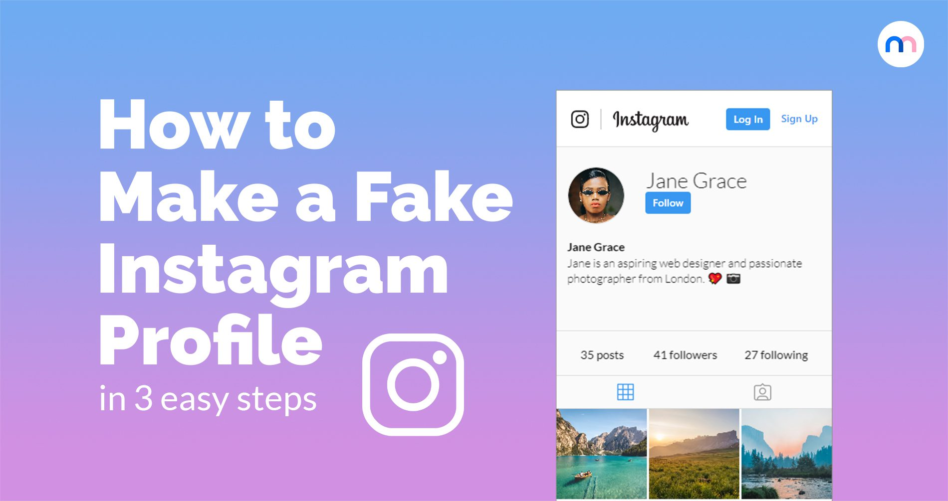 how-to-make-a-fake-instagram-profile