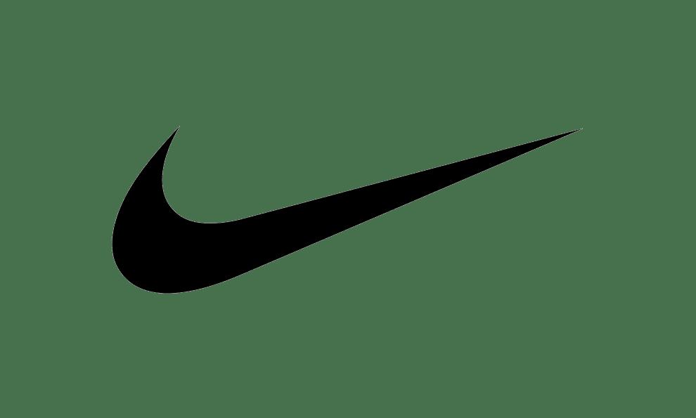 Minimalist logo by Nike