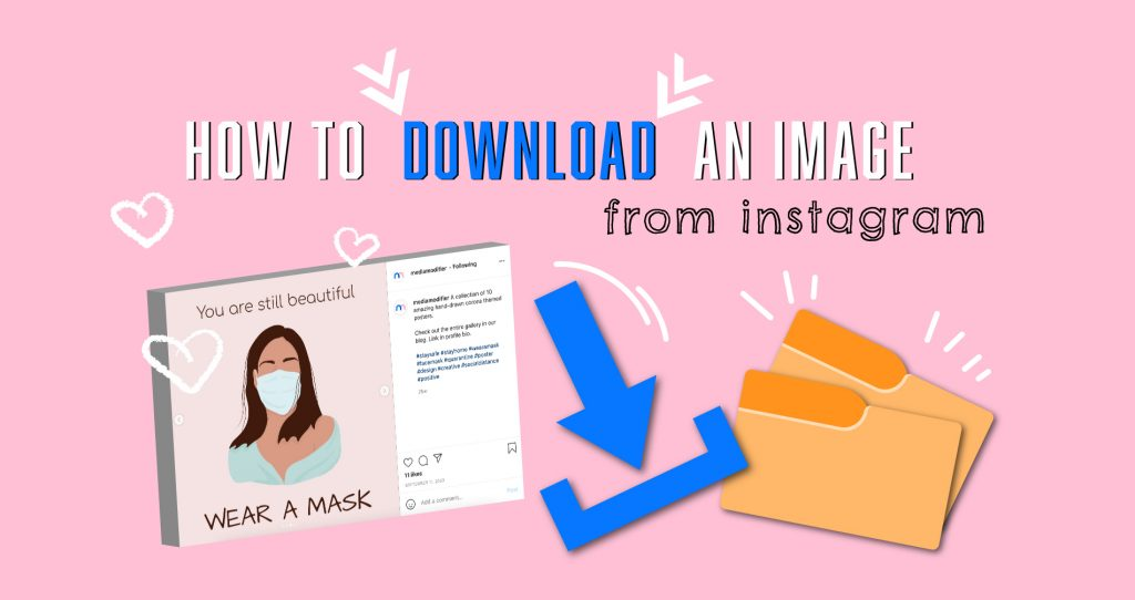How to Download an Image from Instagram cover photo