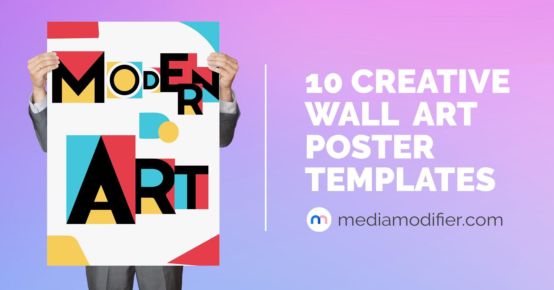 creative-wall-art-poster-templates