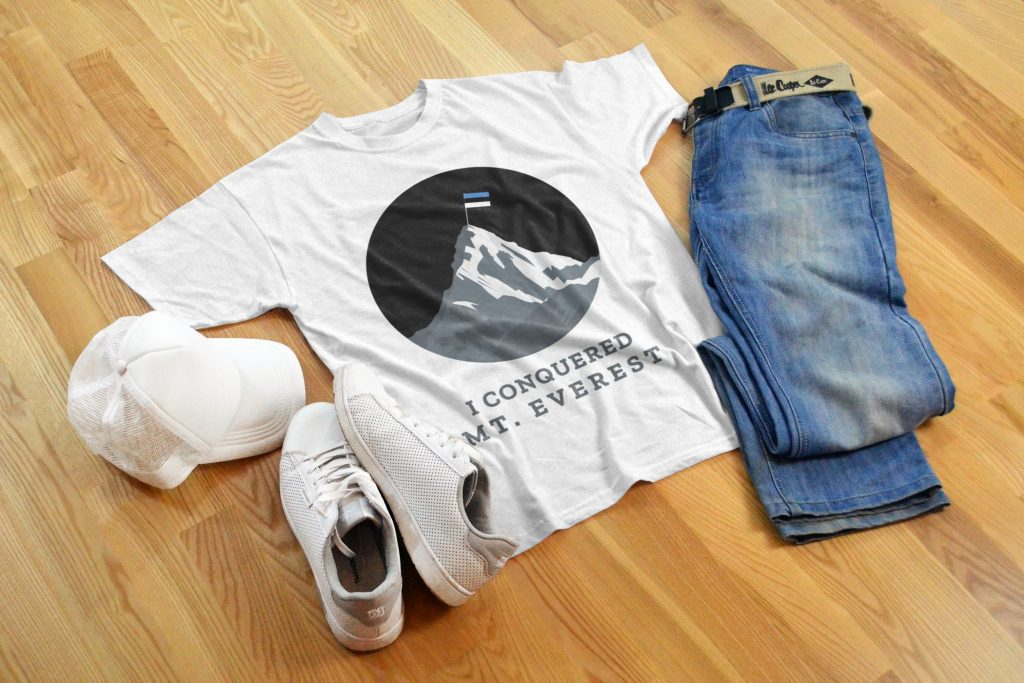 how to easily create a custom t-shirt design cover image