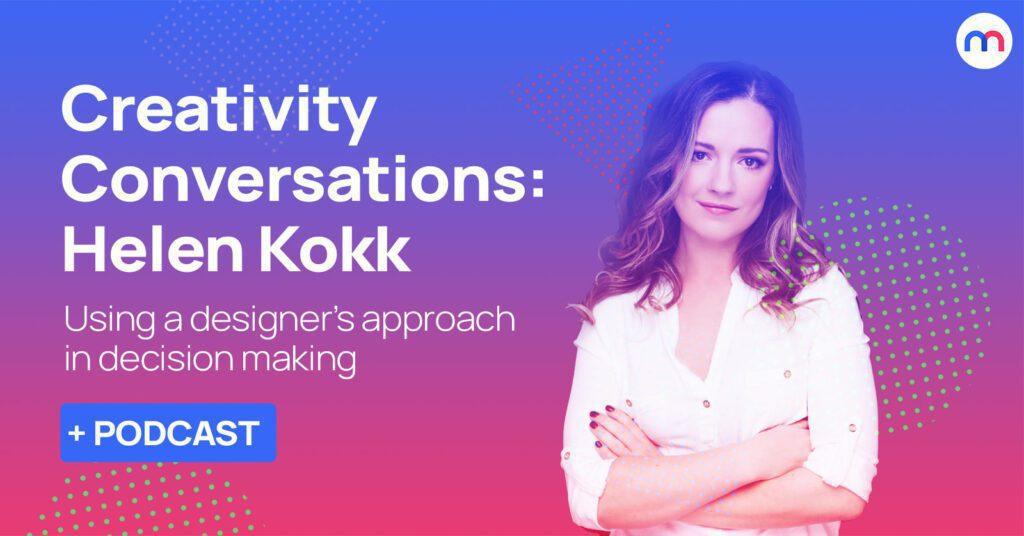 Creativity Conversations: Helen Kokk cover image